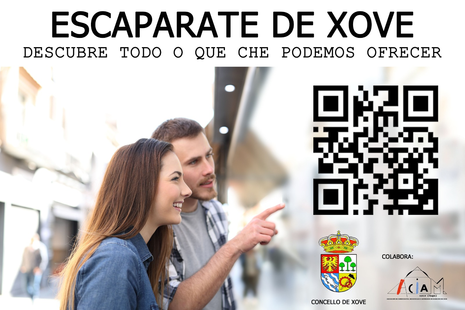 ESCAPARATE DE XOVE